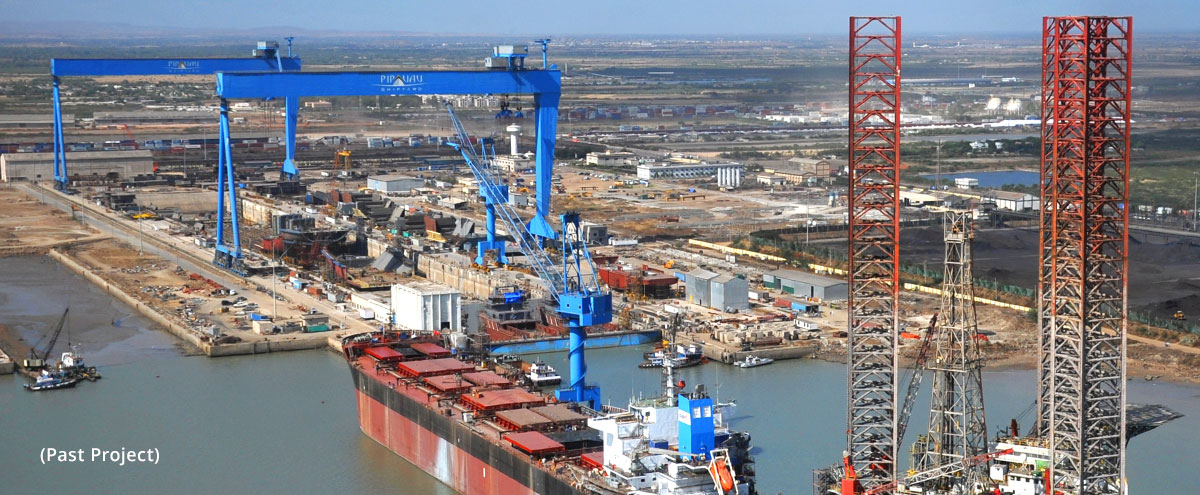 Shipyard and Offshore Engineering Facilities